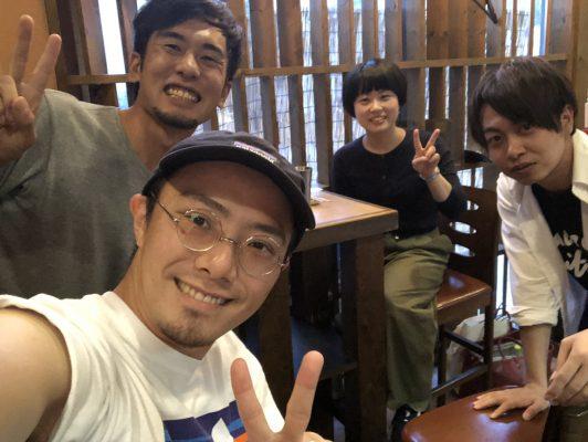 奈良のラジオFMハイホー MCの谷英希さん・松本梓さんと