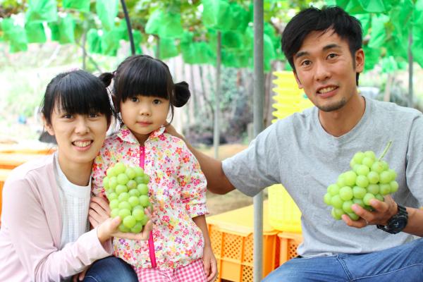 岡山の石原果樹園さんに視察に行ってきました!